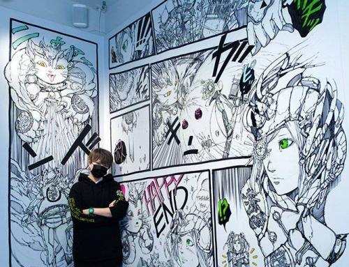 アートオンラインサロン「20時30分からのぬりえ」Vol.2開催のお知らせ