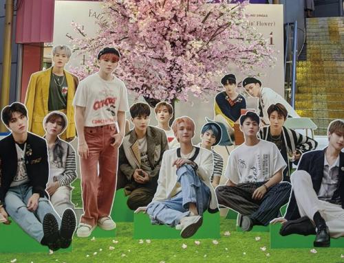 SEVENTEEN JAPAN 2nd Single109キャンペーン
